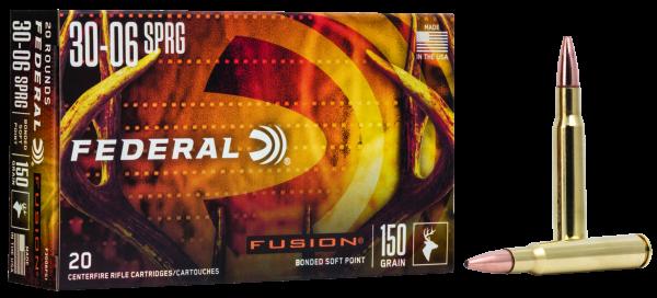 Federal Fusion .30-06Sprg. 150gr./9,7g