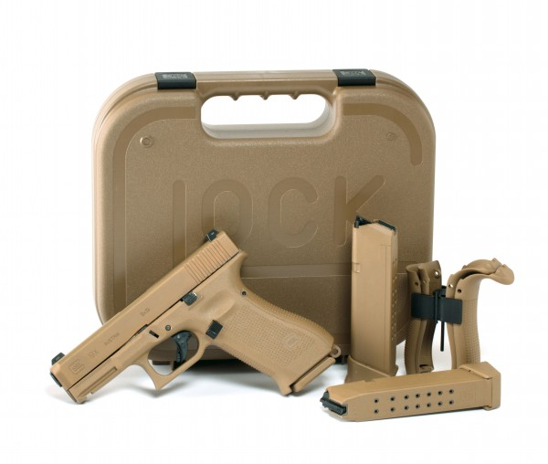Glock 19x Gen.5 - 9mm Para