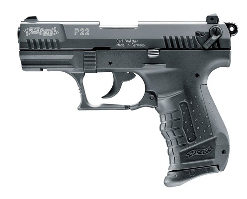 Walther P22 - 9mm P.A.K.