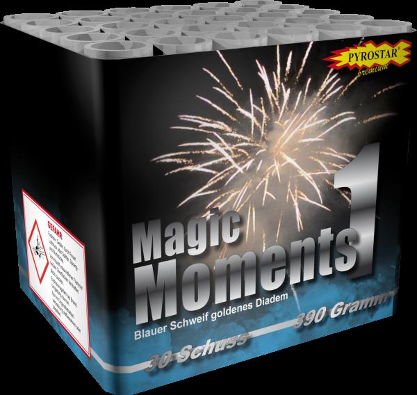 Magic Moments 1 Batterie - 30 Schuss