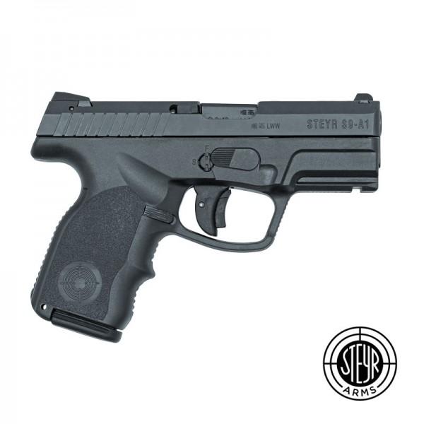 Steyr Pistole S-A1 MS 9mm Para