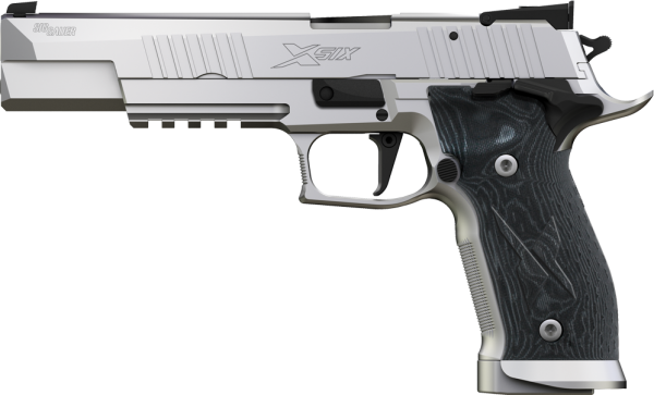 SigSauer X-Six Supermatch