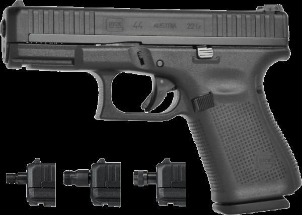 Glock 44 FS Gewindelauf- .22lr