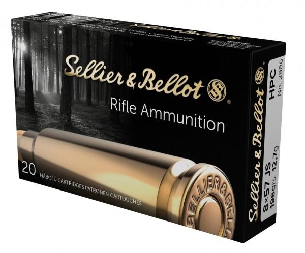 Sellier&Bellot 8x57IS HPC 12,7g/196grs