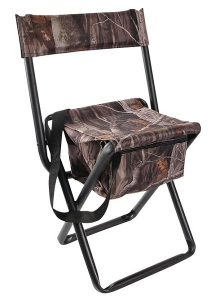 Allen Sitzstuhl mit tasche - Vanish Camo