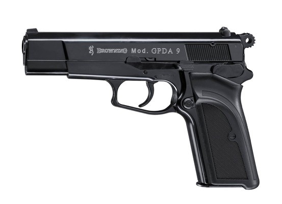 Browning GPDA 9 Schwarz