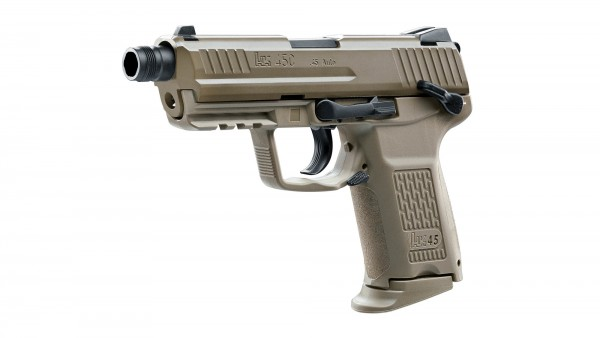 Softair - Heckler & Koch HK45 CT
