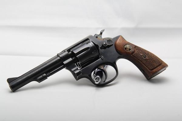 Ruby Revolver .32 Long