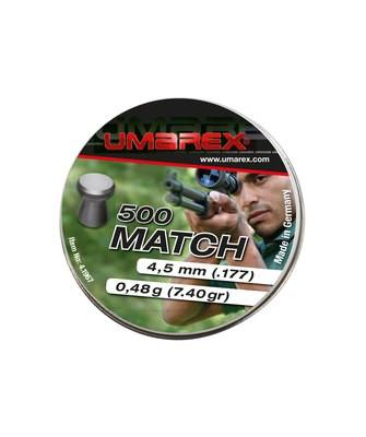 Umarex Diabolo Match cal. 4,5 mm