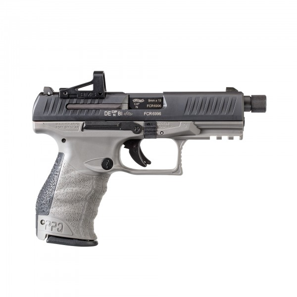 "Walther PPQ M2 Q4 TAC Combo Shield RMSc 4,6"" SD LAUF"