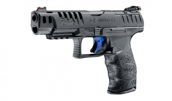 Walther Q5 Match Champion 9mm Para