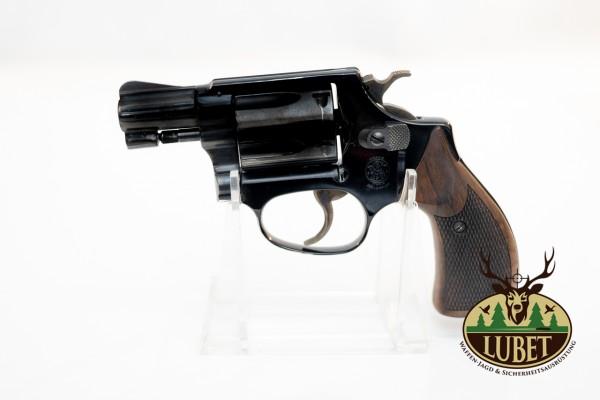 S&W 37 Airweight Revolver - .38Spec.