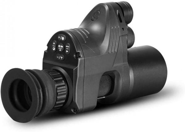 Pard NV007 mit Laser + 45mm Adapter