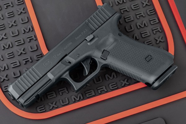 Glock 17 Gen5 9mm P.A.K. - LIMITED First Edition