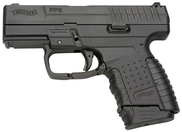 Walther PPS 9x19mm