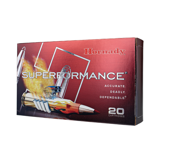 Hornady .300 Win. Mag. SST Superformance