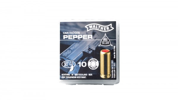 Umarex Pfefferpatrone 9mm P.A.K.