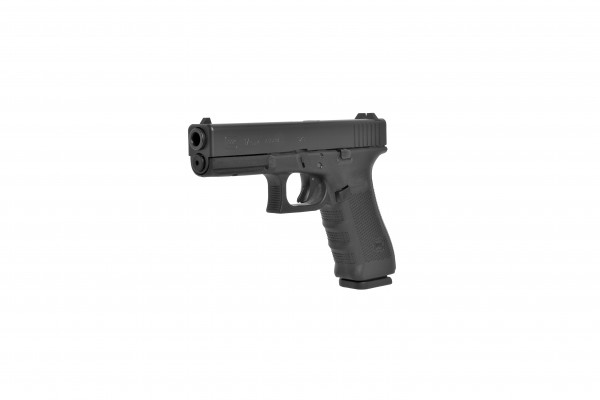 Glock 17 Gen.4 Plus - 9mm Para