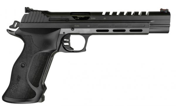 SigSauer P210 Skeleton Black - 9mm Para