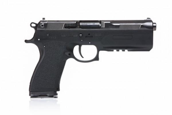 FK Brno PSD Multikaliber Pistole 7,5FK mit 9mm Para Wechsellauf