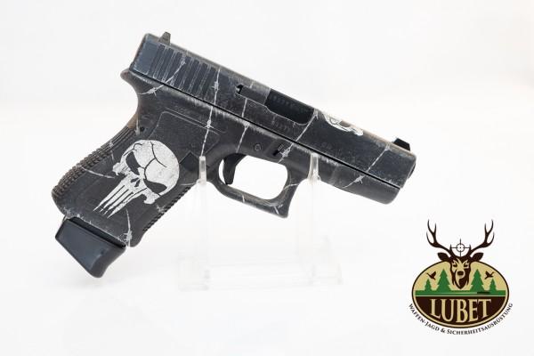 Glock 19 Gen 2 - Punisher - 9mm Para