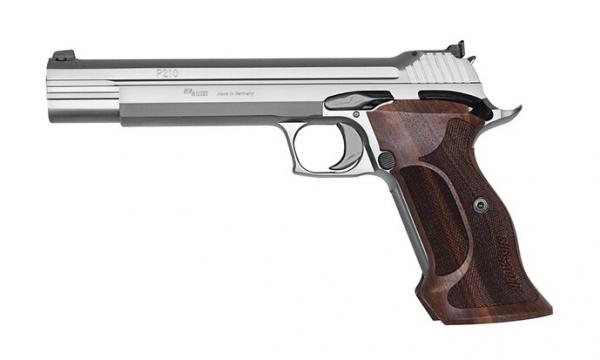 SigSauer P210 Target Silver - 9mm Para
