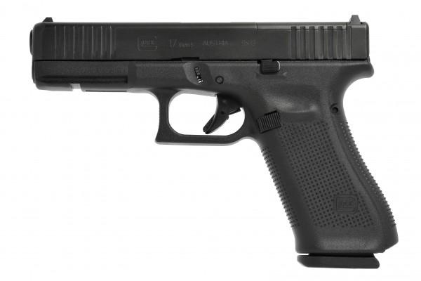 Glock 17 Gen.5 MOS - 9mm Para