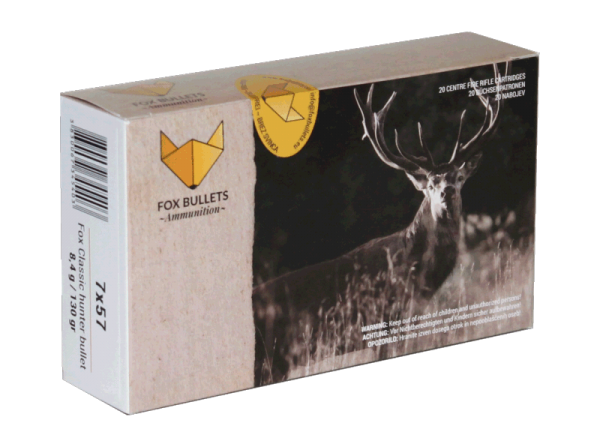 Fox Bullets - 7x57 bleifrei