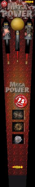 Mega Power Raketensortiment 3-tlg