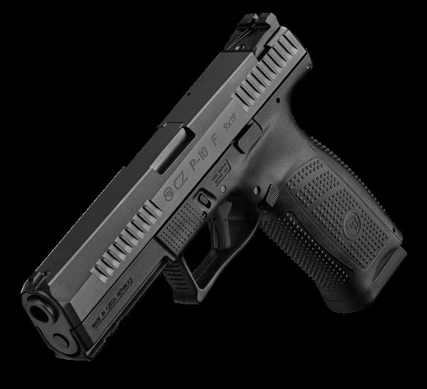 CZ P-10 F 9mm Para
