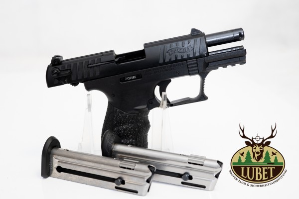 Walther P22Q - .22lr.