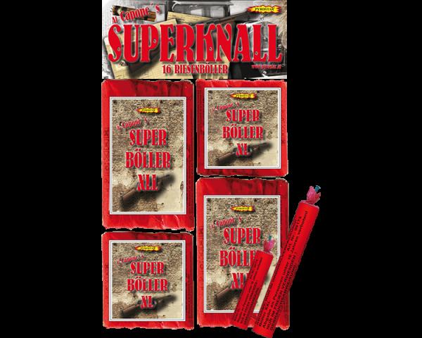 Super Knall 16-tlg