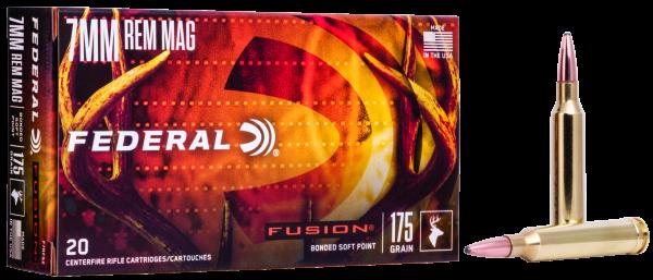 Federal Fusion 7mm Rem. Mag. 175gr./11,3g