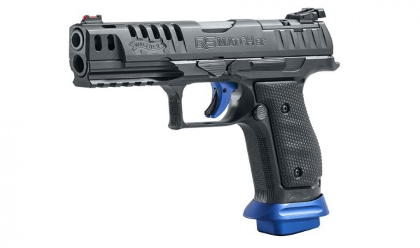 Walther Q5 Match SF Champion (Steel Frame)