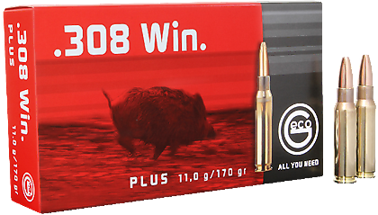 Geco Plus .308Win 170grs/11,0g