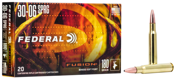Federal Fusion .30-06Sprg. 180gr./11,7g