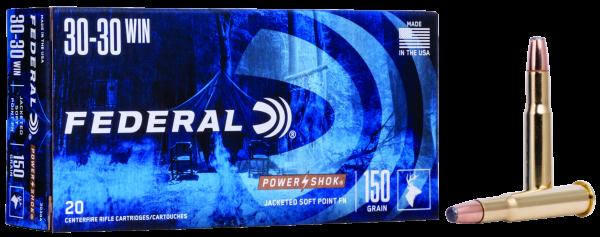 Federal Classic .30-30 Win. SP 150gr./9,7g Power Shok