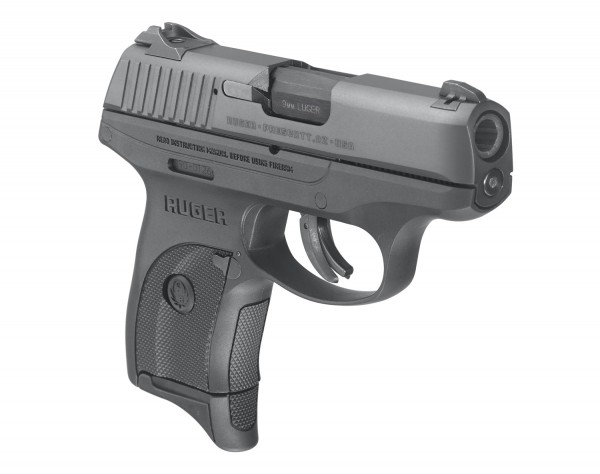 Ruger LC9s - 9mm Para