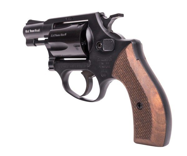 HW 88 Super Airweight Kal. 9mm R.K.