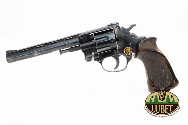 Weihrauch Arminus Revolver HW7S - .22lr.