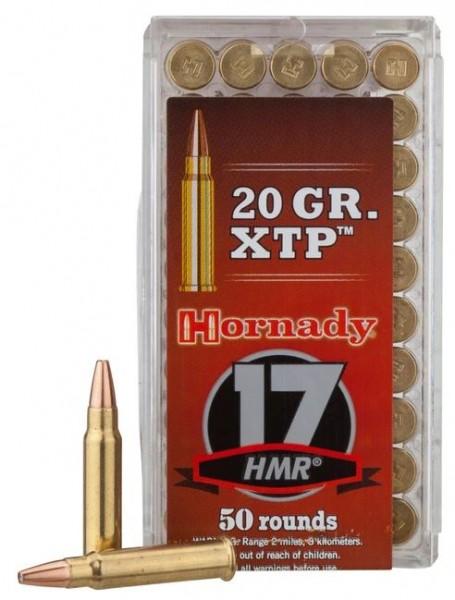 Hornady .17HMR XTP 20gr / 1,3g