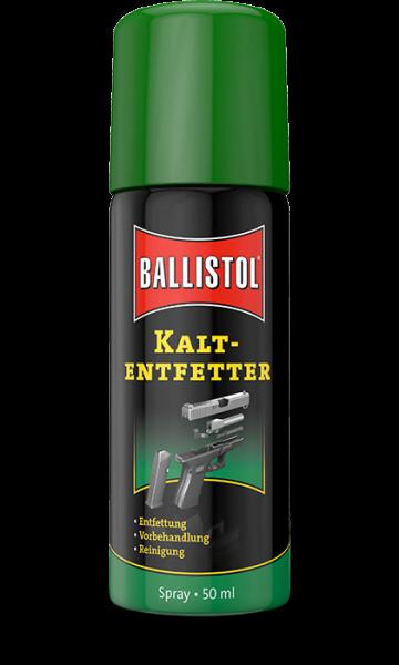 Ballistol Kaltentfetter Spray 50ml