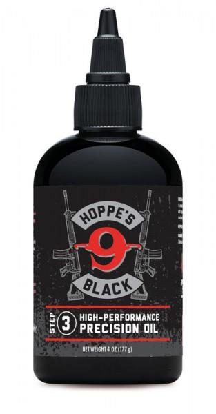 Hoppes 9 Black Precision Öl - 4oz/120ml