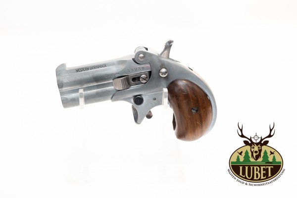 Western Derringer - .22lr. Made in Germany