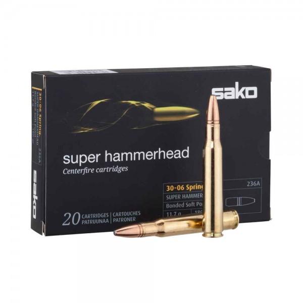 Sako .30-06 Super Hammerhead SP 11,7g/ 180gr