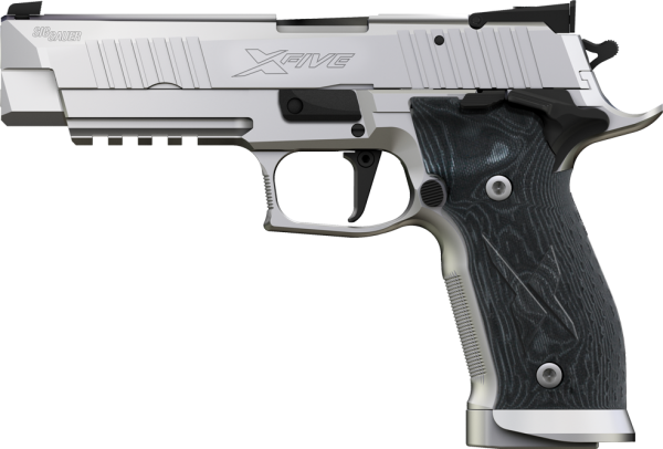 SigSauer X-Five Supermatch