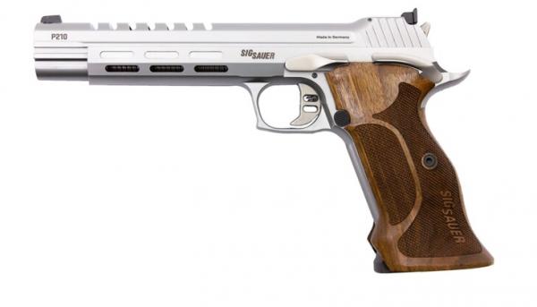 SigSauer P210 Skeleton Silver - 9mm Para