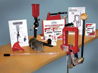 LEE 50th Anniversary Kit - Wiederlade-Set
