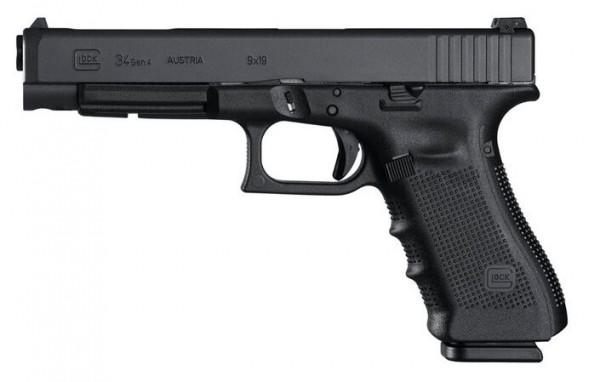 Glock 34 Gen.4 IPSC - 9mm Para