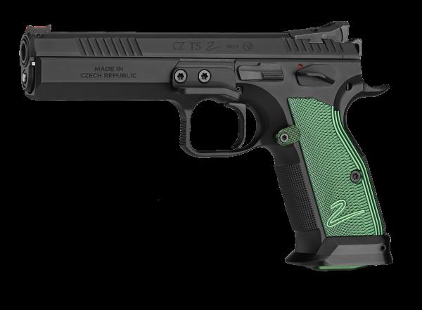 CZ 75 Tactical Sports 2 - Racing Green